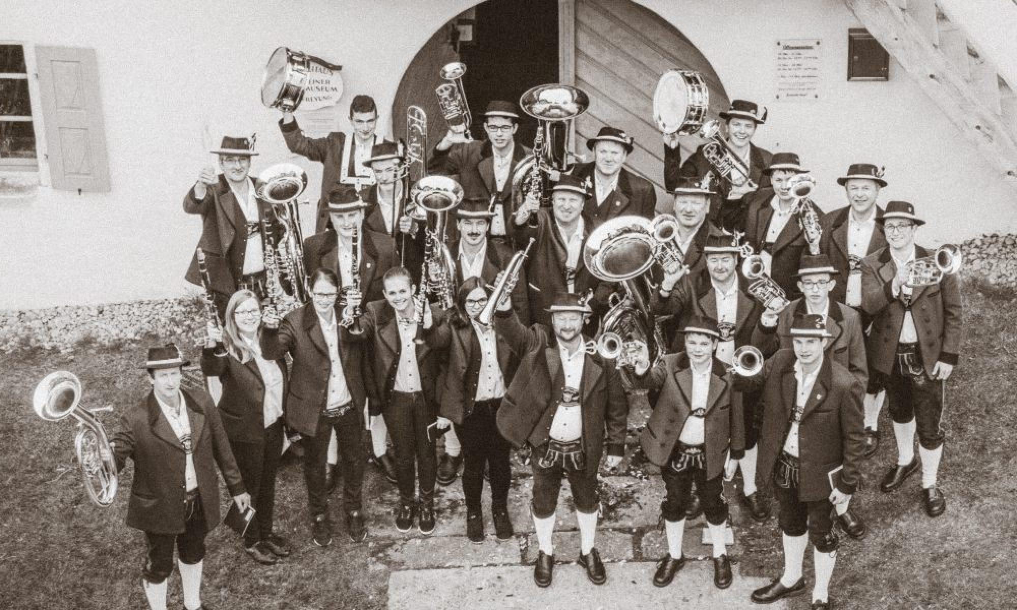 Musikkapelle Hinterschmiding